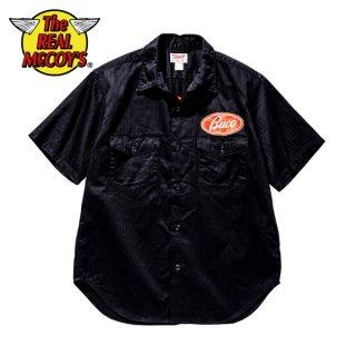 ザ リアルマッコイズ BUCO CLUB SHIRT S/S / CAVALIERS クラブシャツ 半袖 BS20001 THE REAL McCOY'S