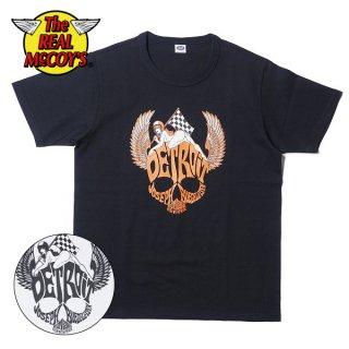 ザ リアルマッコイズ BUCO TEE / NAKED ANGEL 半袖Tシャツ BC20003 THE REAL McCOY'S