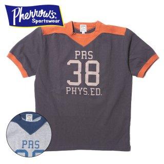 フェローズ プリント Tシャツ 半袖 20S-PVST1 CLASSICAL SPORTS PHERROWS