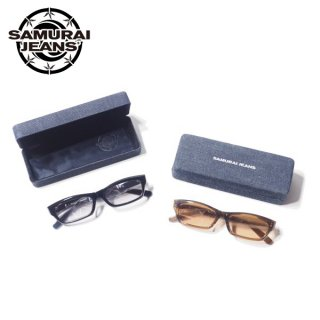 サムライジーンズ セルロイド サングラス 眼鏡 カラーレンズ SEW20-101 SAMURAI JEANS