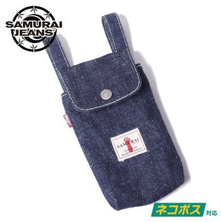 [ネコポス送料200円]サムライジーンズ 新型スマホケース SJSPC20 SAMURAI JEANS