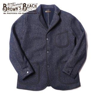 ブラウンズビーチ テーラードジャケット ビーチクロス TAILORED JACKET BBJ-004 BROWN'S BEACH