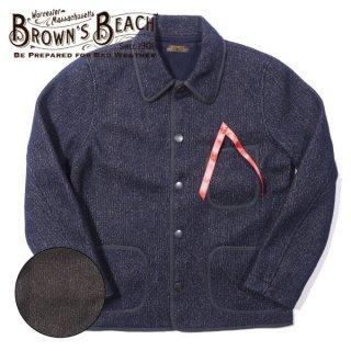 ブラウンズビーチ ジャケット カバーオール ビーチクロス BROWN'S BEACH JACKET BBJ10-003 BROWN'S BEACH