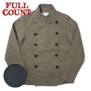 フルカウント ヘビーコットン コックジャケット HEAVY COTTON COOK JACKET 2975 FULLCOUNT