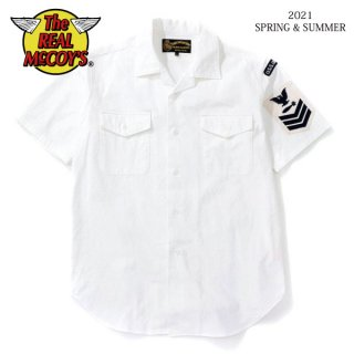 [予約商品]ザ リアルマッコイズ SHIRT MAN'S COTTON TROPICAL SHORT SLEEVE MS21003 THE REAL McCOY'S[2021年春夏新作]