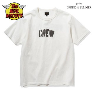 [予約商品]ザ リアルマッコイズ Tシャツ JOE McCOY TEE / CREW MC21012 THE REAL McCOY'S[2021年春夏新作]
