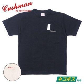 [ネコポス送料200円]クッシュマン ポケット Tシャツ 半袖 POCKET TEE 26635 CUSHMAN