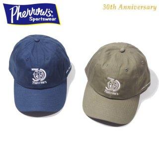 [30周年限定モデル]フェローズ コットン ベースボールキャップ 21S-PC-30TH PHERROWS