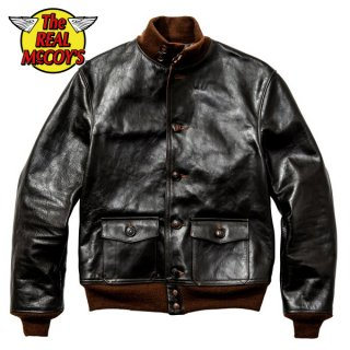 ザ リアルマッコイズ TYPE A-1 REAL McCOY MFG. CO. フライトジャケット ホースハイド MJ19102 THE REAL McCOY'S