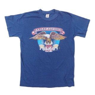 70年代 ステッドマン STEDMAN ハーレーダビッドソン HARLEY-DAVIDSON モーターサイクル Tシャツ / メンズL