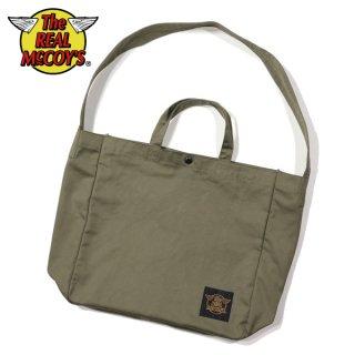 ザ リアルマッコイズ エコバッグ ショルダーバッグ REAL McCOY'S ECO SHOULDER BAG MN19001 THE REAL McCOY'S