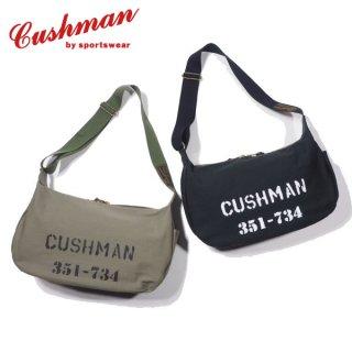 クッシュマン キャンバス メッセンジャー ショルダーバッグ CANVAS MESSENGER BAG 29224 CUSHMAN