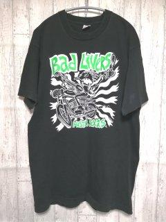 古着 FRUITS OF THE LOOM Tシャツ / XL black 黒 bigT オーバーサイズ