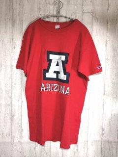 champion Tシャツ XL 赤 USA製 ビッグT オーバーサイズ