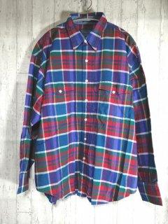 PENDLETON ペンドルトン 長袖シャツ XL チェック柄 ビッグサイズ