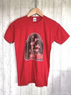 Healthknit ヘルスニット 70s Tシャツ S USA製 赤 宇宙