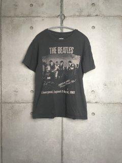 THE BEATLES Tシャツ キャヴァーン S バンT レア グレー ビートルズ