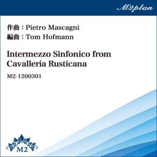 歌劇「カヴァレリア・ルスティカーナ」間奏曲/Intermezzo Sinfonico from Cavalleria Rusticana/金管4重奏
