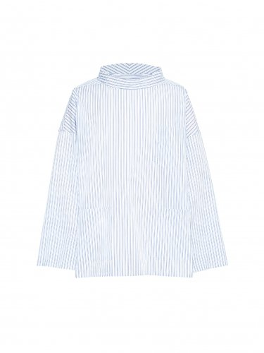WORKSHOP PULLOVER WHITE STRIPE