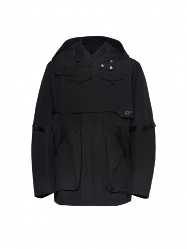 ASTRONAUT EVA JACKET BLACK
