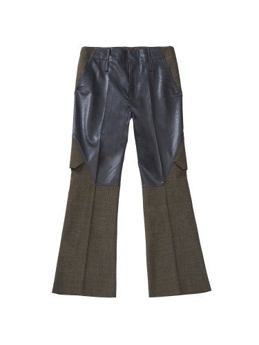 COMBINED TROUSERS DARK YELLOW