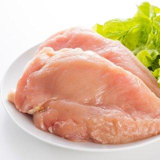 国産 鶏むね肉 1kg