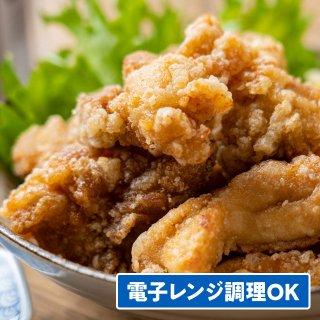 【冷凍食品】若鶏もも肉の竜田揚げ 1kg
