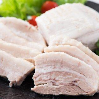 三代目肉工房 松本秋義 まっしろ煮豚 400g