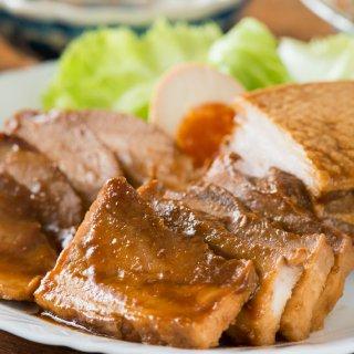 三代目肉工房 松本秋義 八ちょう煮豚 400g