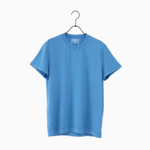 giza cotton t-shirt SKY BLUE