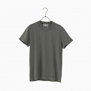 giza cotton t-shirt KHAKI