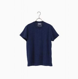 giza cotton t-shirt Navy