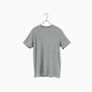 cotton pile t-shirt GREY