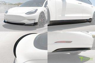 Tesla Model 3 Carbon Fiber Sport Package