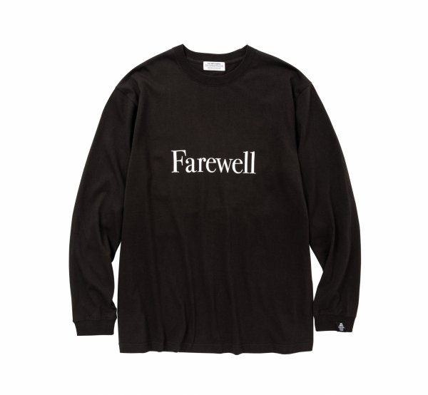 Farewell Long Sleeve T-Shirt<img class='new_mark_img2' src='https://img.shop-pro.jp/img/new/icons8.gif' style='border:none;display:inline;margin:0px;padding:0px;width:auto;' />
