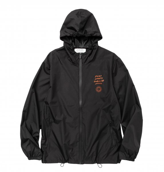PMD Zip Anorak<img class='new_mark_img2' src='https://img.shop-pro.jp/img/new/icons8.gif' style='border:none;display:inline;margin:0px;padding:0px;width:auto;' />