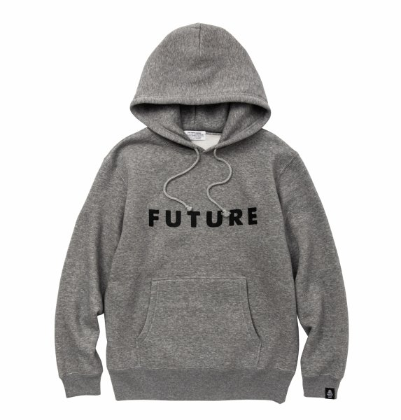 FUTURE Hoodie<img class='new_mark_img2' src='https://img.shop-pro.jp/img/new/icons8.gif' style='border:none;display:inline;margin:0px;padding:0px;width:auto;' />