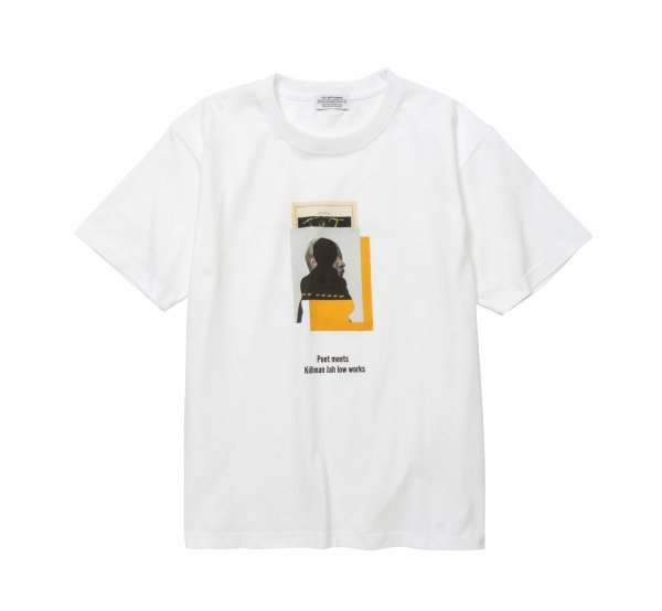 Killiman Jah Low Works Collage 1 Inkjet T-shirt