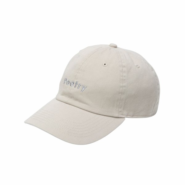 Poetry Embroidery Cap