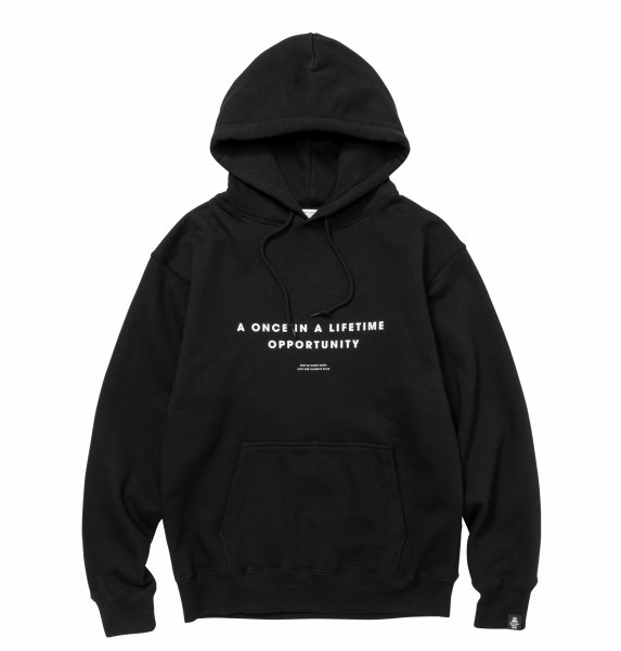 Once In A Lifetime Heavy Weight Hoodie