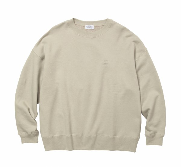 PMD+ Embroidery GROUNDED Oversize Sweat