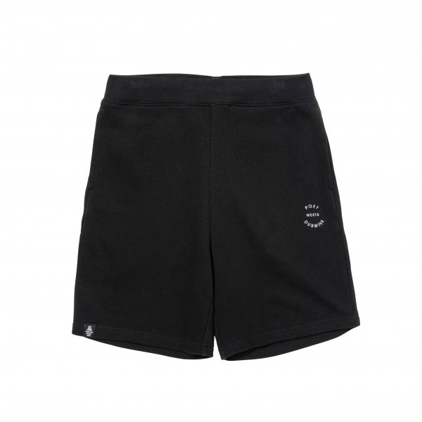 PMD Logo Embroidery Shorts