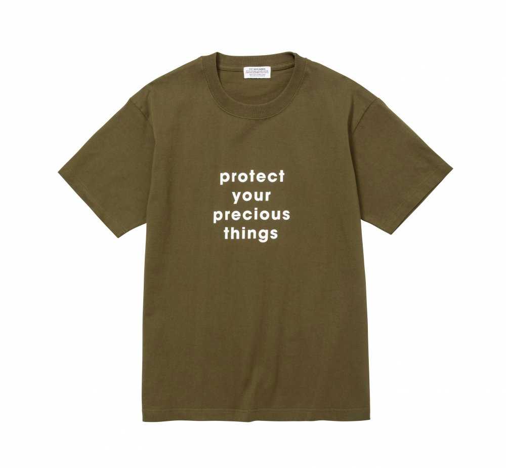 Protect T-Shirt<img class='new_mark_img2' src='https://img.shop-pro.jp/img/new/icons8.gif' style='border:none;display:inline;margin:0px;padding:0px;width:auto;' />
