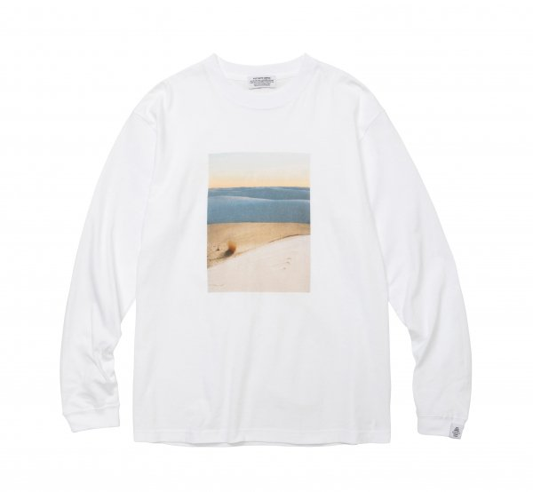 Dawn Photo Inkjet Long Sleeve T-Shirt<img class='new_mark_img2' src='https://img.shop-pro.jp/img/new/icons8.gif' style='border:none;display:inline;margin:0px;padding:0px;width:auto;' />