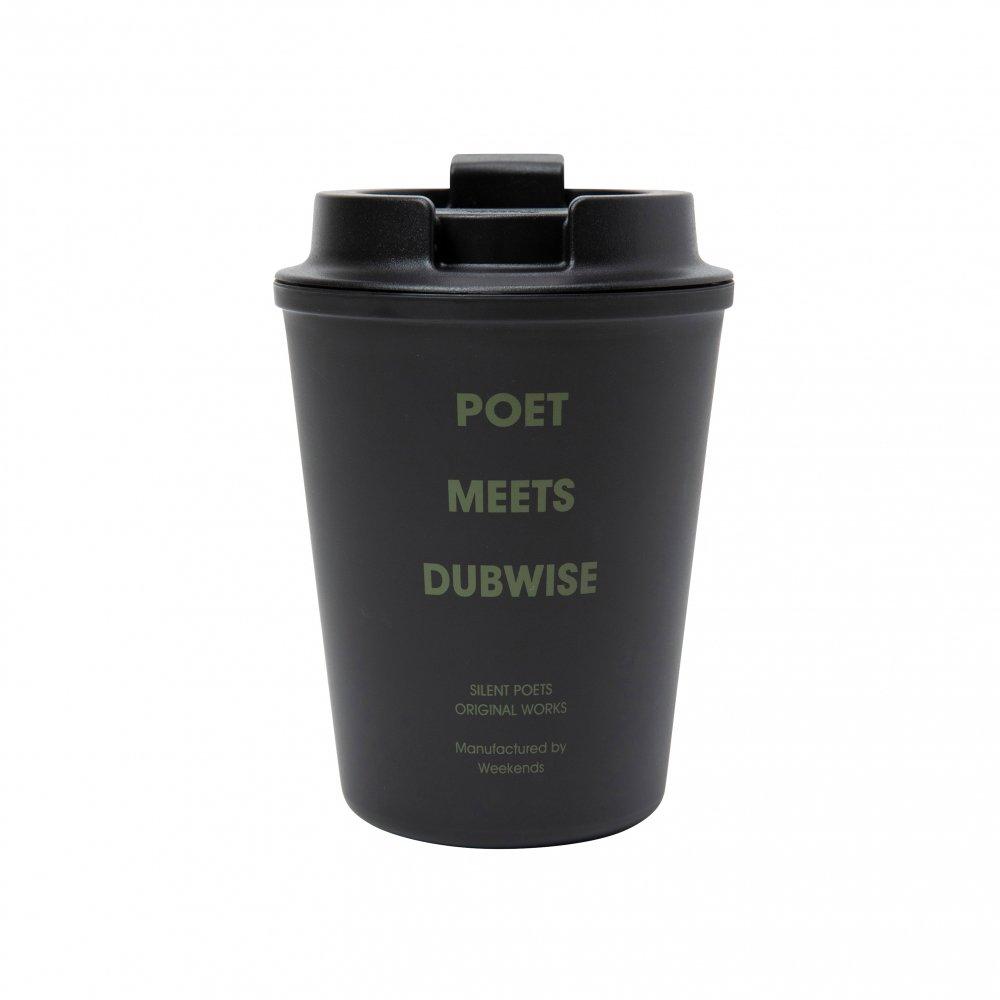 POET MEETS DUBWISE x LITTLE NAP COFFEE WALLMUG
