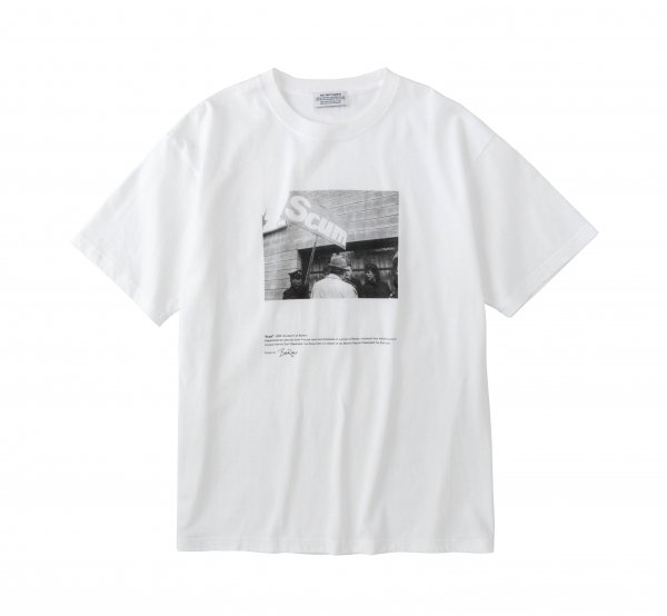 SCUM T-Shirt<img class='new_mark_img2' src='https://img.shop-pro.jp/img/new/icons8.gif' style='border:none;display:inline;margin:0px;padding:0px;width:auto;' />