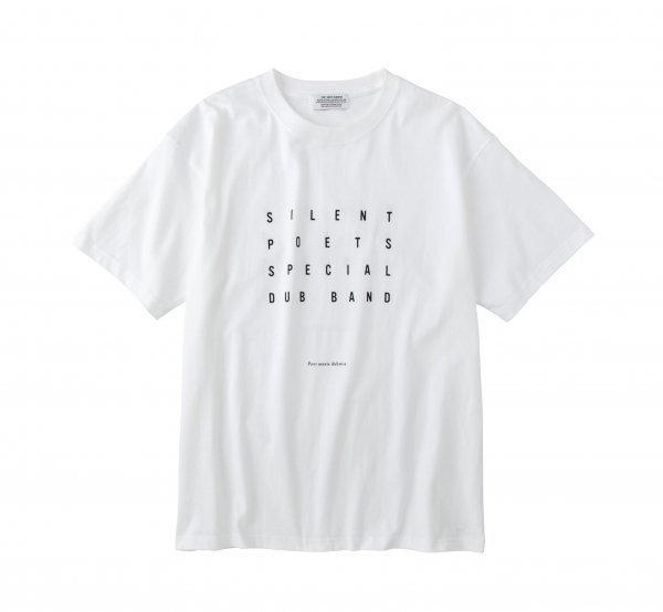 SILENT POETS SPECIAL DUB BAND T-Shirt<img class='new_mark_img2' src='https://img.shop-pro.jp/img/new/icons8.gif' style='border:none;display:inline;margin:0px;padding:0px;width:auto;' />