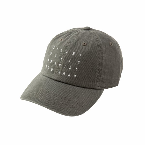 SILENT POETS SPECIAL DUB BAND Cap<img class='new_mark_img2' src='https://img.shop-pro.jp/img/new/icons8.gif' style='border:none;display:inline;margin:0px;padding:0px;width:auto;' />