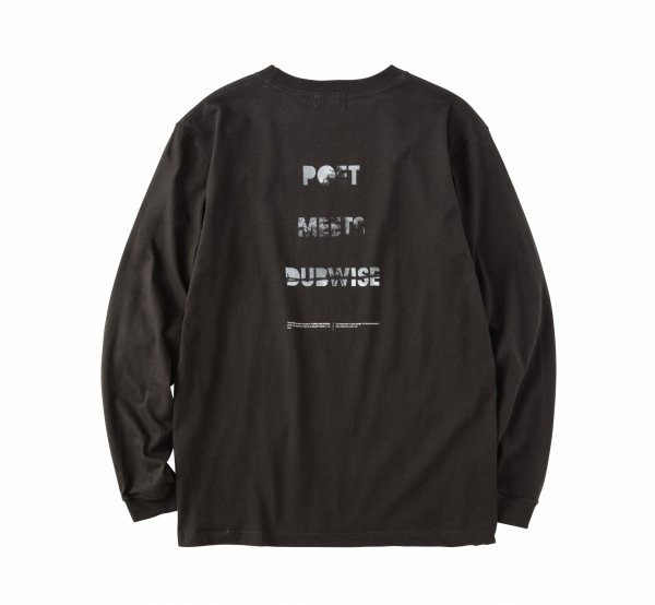 PMD Photo Logo Long Sleeve T-shirt<img class='new_mark_img2' src='https://img.shop-pro.jp/img/new/icons8.gif' style='border:none;display:inline;margin:0px;padding:0px;width:auto;' />