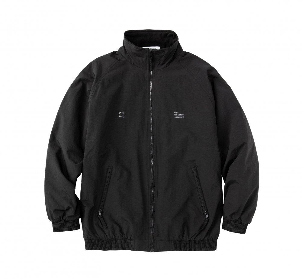 PMD+LAB Fleece Lining Raglan Nylon Jacket<img class='new_mark_img2' src='https://img.shop-pro.jp/img/new/icons8.gif' style='border:none;display:inline;margin:0px;padding:0px;width:auto;' />